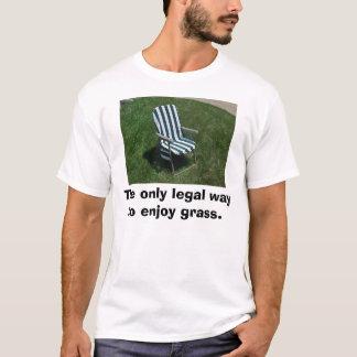 Lawn chair,  T-Shirt
