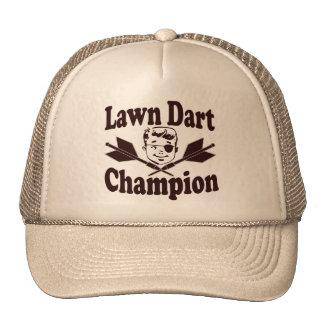 Lawn Dart Champion Hat