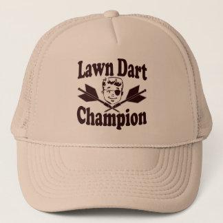 Lawn Dart Champion Trucker Hat