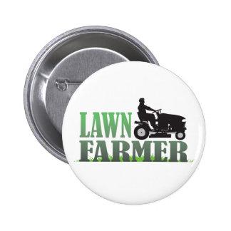 Lawn Farmer Button