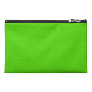 LAWN GREEN (how does your color grow?) ~ Travel Accessory Bag
