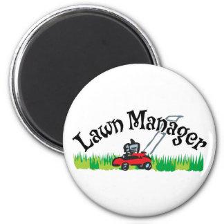 Lawn Mananger Magnet
