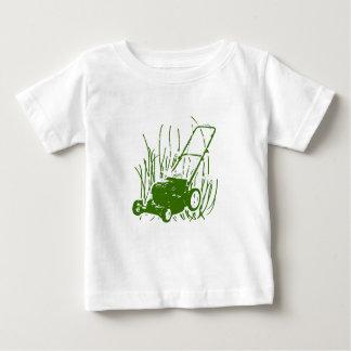 Lawn Mower Baby T-Shirt