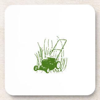 Lawn Mower Drink Coaster