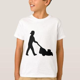 lawn mower icon T-Shirt