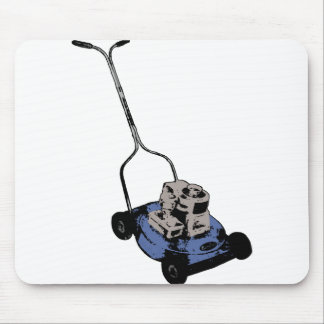Lawn Mower Mouse Pad