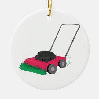 Lawn Mower Ornament