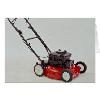Lawn mower Photo Greeting Card