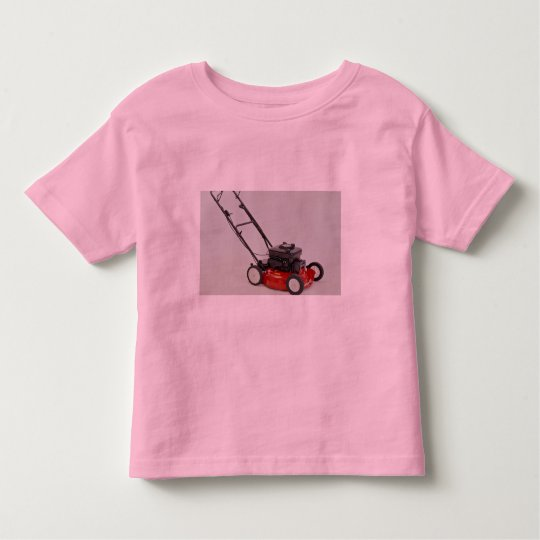 Lawn mower Photo Toddler T-shirt
