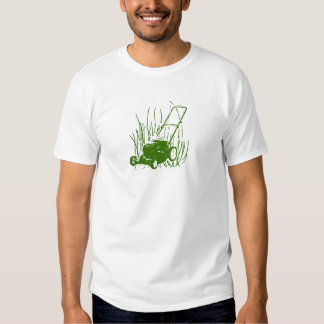 Lawn Mower T-Shirt Unisex Tee Shirt