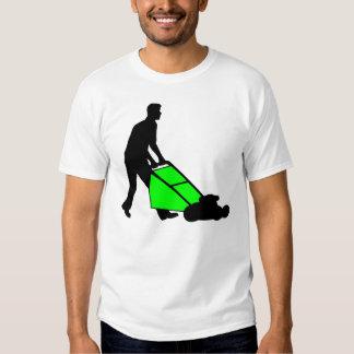 lawn mower tee shirt