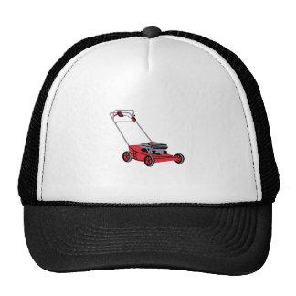 LAWN MOWER TRUCKER HAT