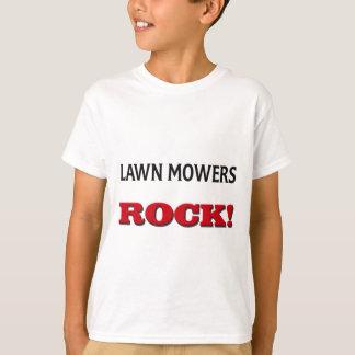 Lawn Mowers Rock T-Shirt