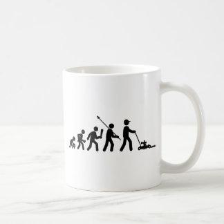 Lawn Mowing Coffee Mug