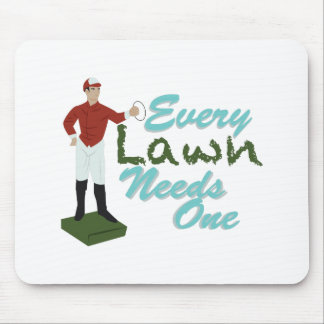 Lawn Needs One Mouse Pad