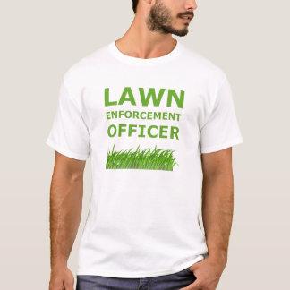 Lawn Officer Green T-Shirt