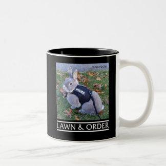 Lawn & Order Mug
