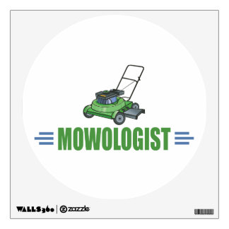 Lawn Yard Mowing, Mow Lawns, Landscaping Lawn Care Wall Decal