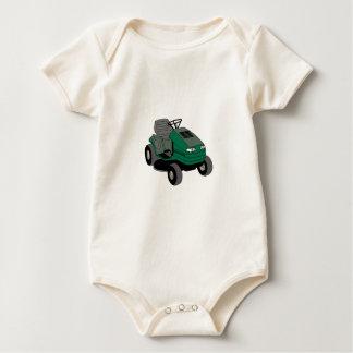 Lawnmower Baby Bodysuit