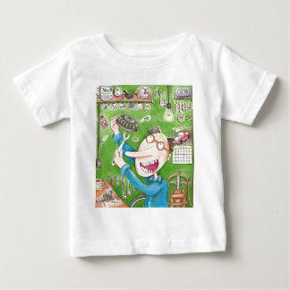 Lawnmower Fix Baby T-Shirt