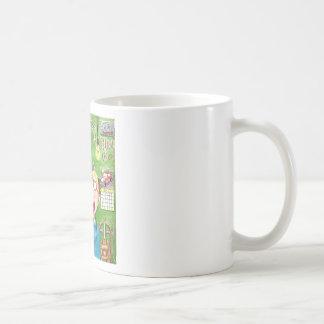 Lawnmower Fix Coffee Mug