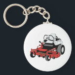 "Lawnmower Keychain<br><div class=""desc"">Does your little tyke dream of driving a tractor around? If they didn&#39;t before,  they will now!   A great design on t-shirts,  sweatshirts and more.</div>"
