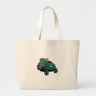Lawnmower Large Tote Bag