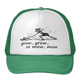 Lawnmower Man Trucker Hat