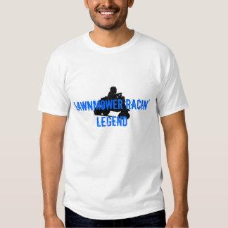 Lawnmower Racing Legend Shirt