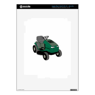Lawnmower Skins For iPad 3