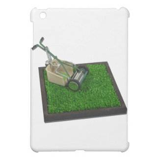 LawnmowerOnTheGrass100711 iPad Mini Cover
