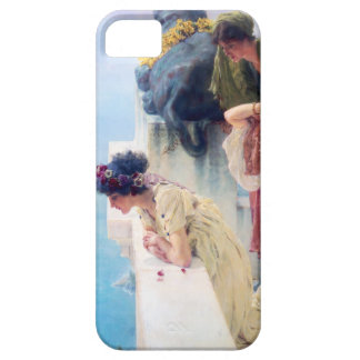 Lawrence Alma Tadema A Coign of Vantage iPhone SE/5/5s Case