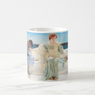 Lawrence Alma Tadema Ask Me No More Mug