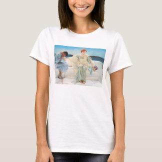 Lawrence Alma Tadema Ask Me No More T-shirt