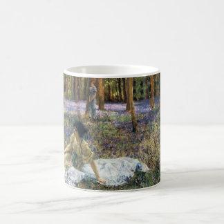 Lawrence Alma Tadema Bluebells Coffee Mug