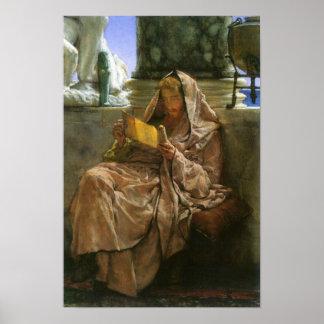 Lawrence Alma-Tadema - Prosa Poster