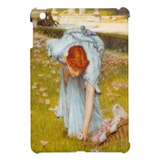 Lawrence Alma Tadema Spring in the Garden iPad Mini Cases