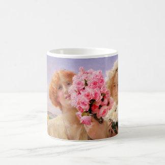 Lawrence Alma Tadema Summer Offering Coffee Mug