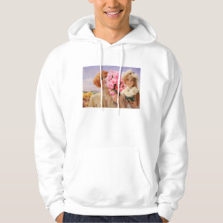Lawrence Alma Tadema Summer Offering Hoodie
