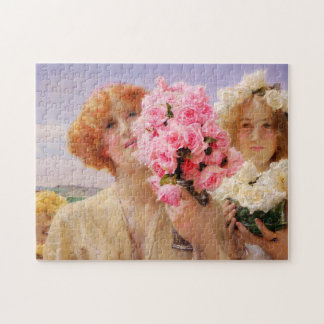 Lawrence Alma Tadema Summer Offering Puzzle