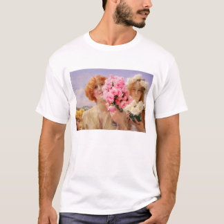 Lawrence Alma Tadema Summer Offering t-shirt