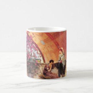 Lawrence Alma Tadema Unconscious Rivals Mug