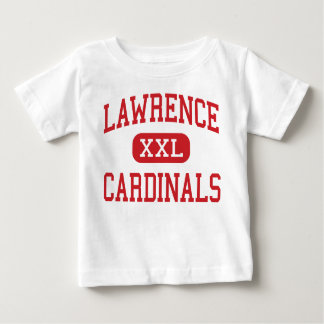 Lawrence - Cardinals - Middle - Lawrenceville Baby T-Shirt