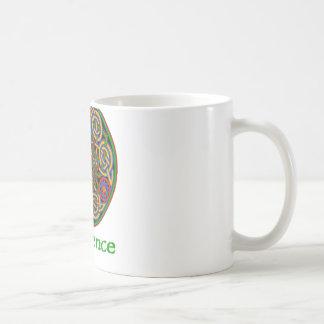 Lawrence Celtic Knot Coffee Mug
