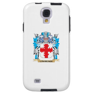 Lawrence Coat of Arms - Family Crest Galaxy S4 Case