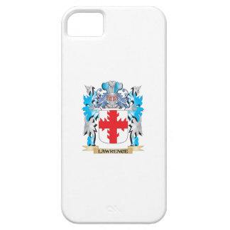 Lawrence Coat of Arms - Family Crest iPhone 5/5S Cover