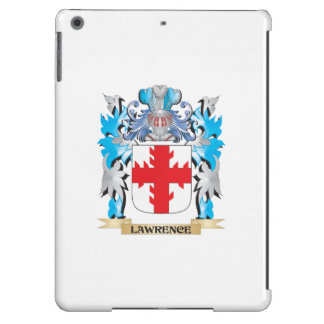 Lawrence Coat of Arms - Family Crest iPad Air Cover