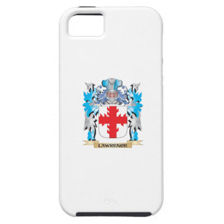 Lawrence Coat of Arms - Family Crest iPhone 5 Cases