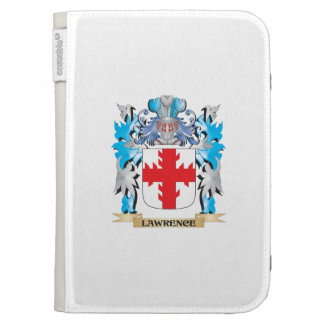 Lawrence Coat of Arms - Family Crest Kindle Cases