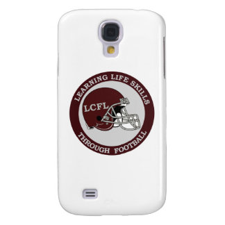 Lawrence Community Football League Samsung Galaxy S4 Case